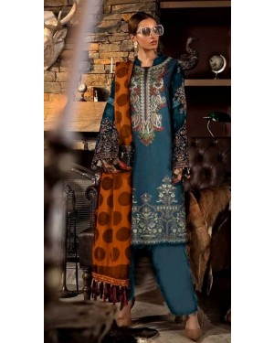 Premium embroidered collection D-2643-A