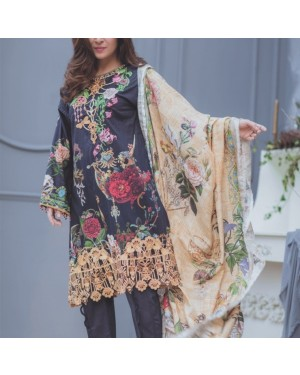 Premium embroidered collection D-4A