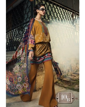 Premium embroidered collection D-L-10B