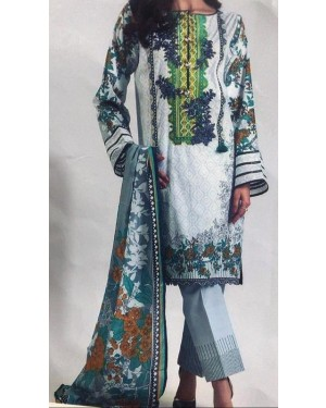 Premium embroidered collection D-BN-02A