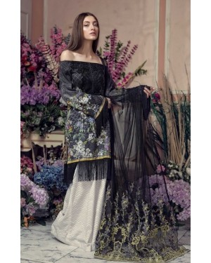 Premium embroidered collection D-AL-307-A