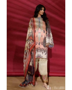 Premium Embroidered Collection D-561-B