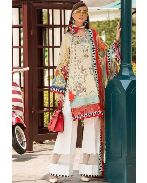 Designer embroidered collection D-TF-387