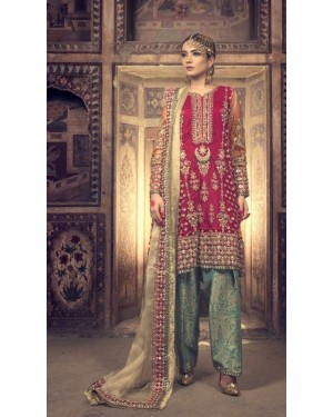Premium Embroidered Collection D-2610