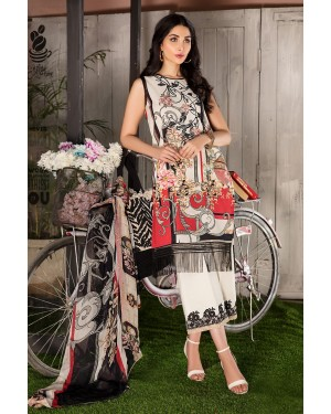 Premium embroidered collection D-TF-219
