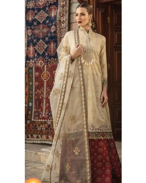 Premium embroidered collection (Mehndi-Green)