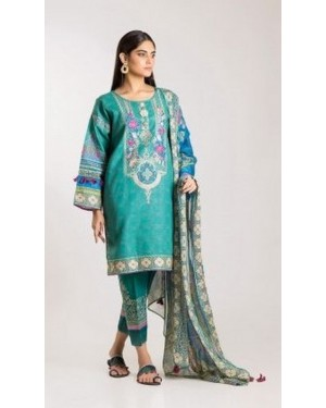 Premium embroidered collection D-TF-397