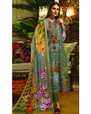 Premium embroidered collection D-TF-3215
