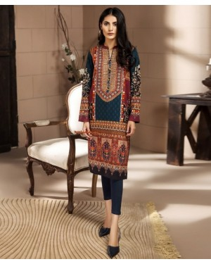 Premium embroidered collection D-3107