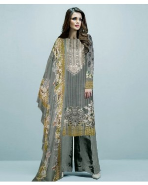 Premium embroidered collection D-3101