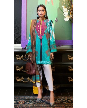 Designer Embroidered Collection D-03