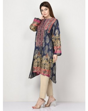 Premium embroidered collection D-P-2353