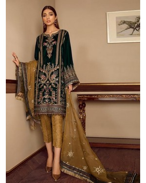 Premium embroidered collection D-TF-47