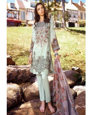 Premiun Embroidered Lawn Collection