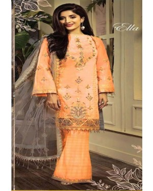 Premium Embroidered Lawn Collection